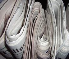 Tageszeitungen: Bestimmen Sie selbst, was über Sie berichtet wird
